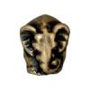 Bead Elephant Euro Bead 11mm Brass Oxide